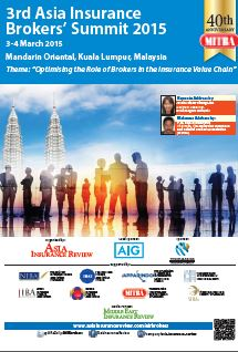 3rd Asia Insurance Brokers' Summit 2015 Brochure