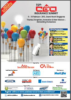 15th Asia CEO Insurance Summit Brochure