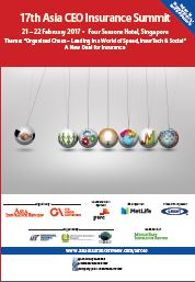 17th Asia CEO Insurance Summit Brochure