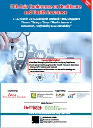 11th Asia Conference on Healthcare and Health Insurance Brochure