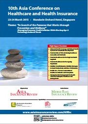 10th Asia Conference on Healthcare and Health Insurance Brochure