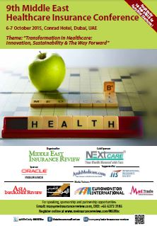 9th Middle East Healthcare Insurance Conference Brochure
