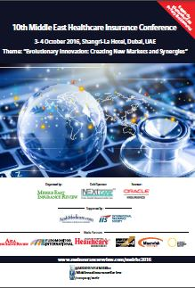 10th Middle East Healthcare Insurance Conference Brochure