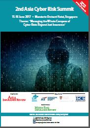 2nd Asia Cyber Risk Summit Brochure