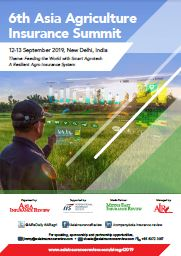 6th Asia Agriculture Insurance Conference Brochure
