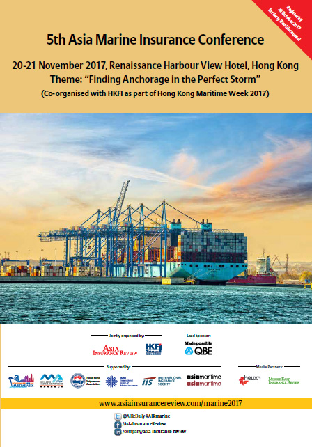 5th Asia Marine Insurance Conference Brochure