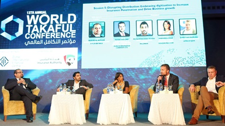 Magazine article aboutWorld-Takaful-Conference-The-differentiating-factor
